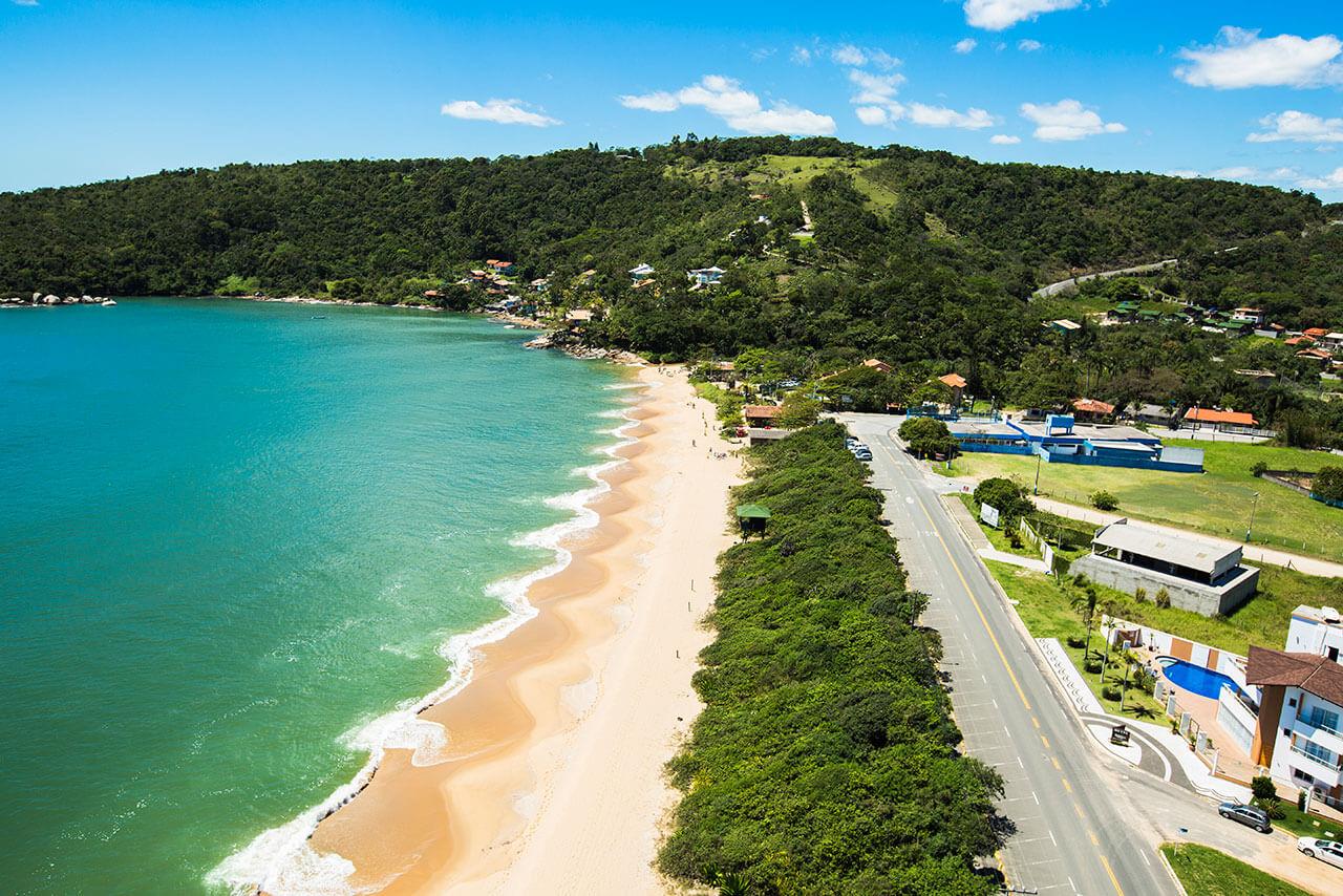 Praia das Taquaras Balneário Camboriú