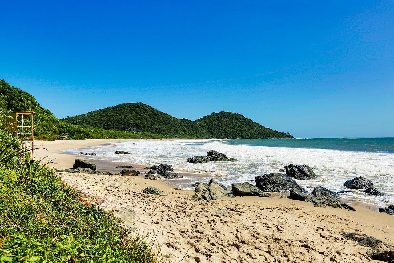 Praia do Buraco Balneário Camboriú