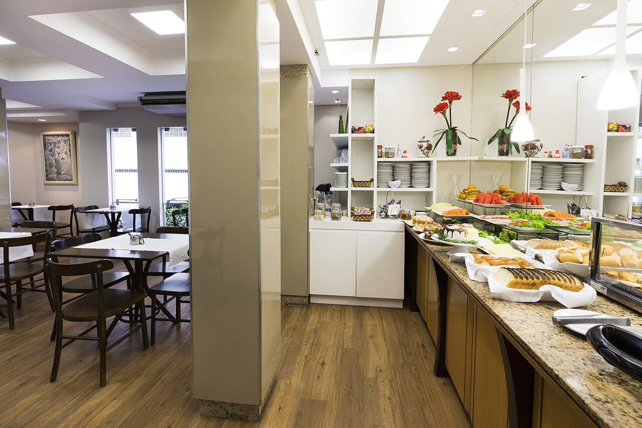 Foto Café da Manhã Tropikalya Prime Hotel
